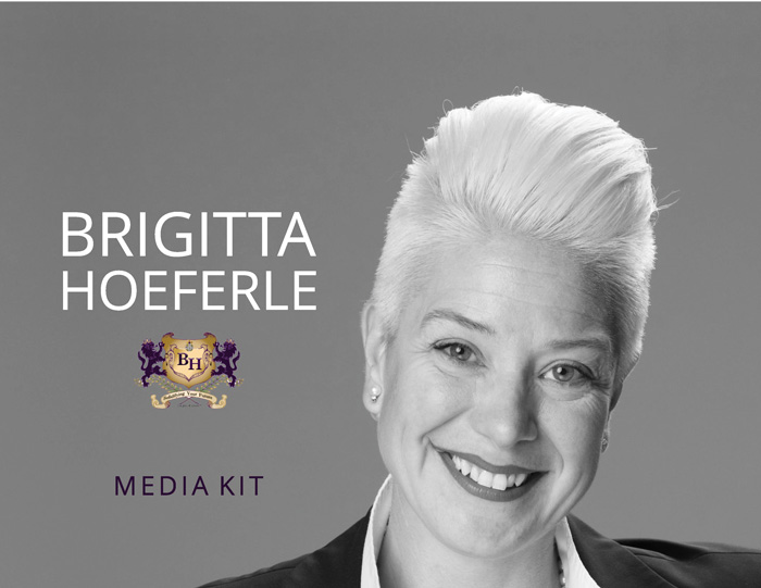 Brigitta Hoeferle Media Kit